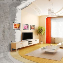 Комплексный ремонт квартир в Красноярске
