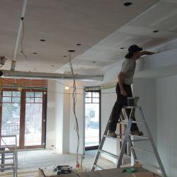 Комплексный ремонт офисов в Красноярске